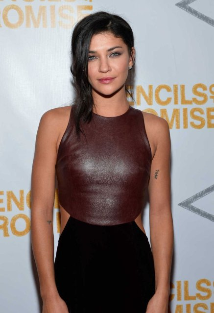 JESSICA SZOHR at Pencils of Promise Gala