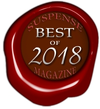 Suspense Magazine Wax Seal 2018