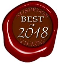Suspense Magazine Wax Seal 2018
